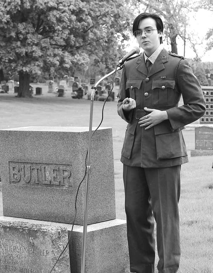 Honouring our ancestors, a walk-through Bond Head Cemetery