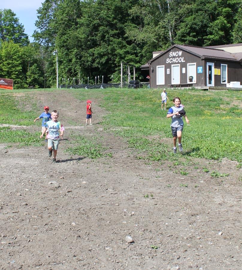 Still lots of fun to be had at Camp Brimacombe