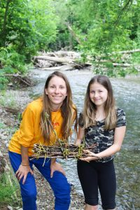 R Farm's outdoor adventure summer program
