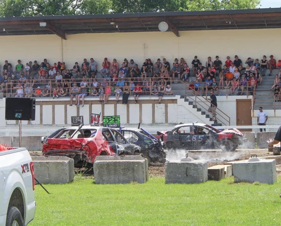 Monster Trucks & Demo Derby