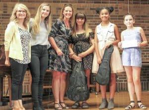 Newcastle Community Hall was rockin' – again