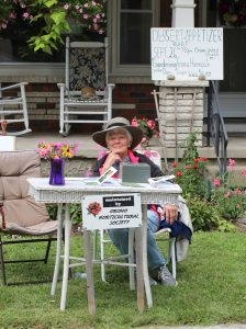 Orono Horticultural Society fundraiser