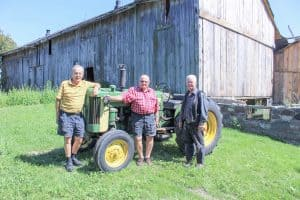 Orono Heritage Tractor Club