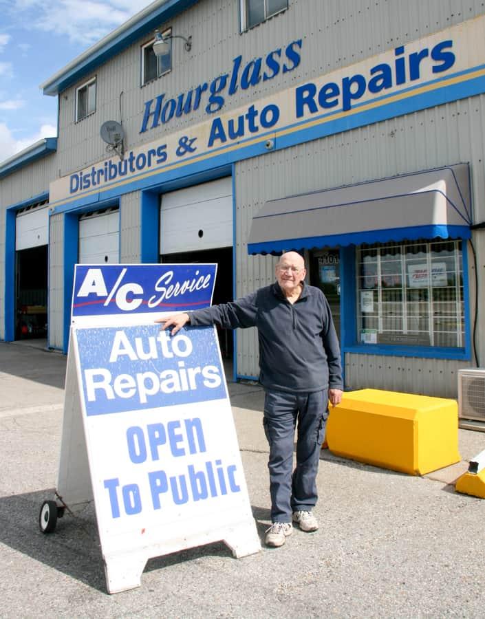 Glen Hogle: Why retire when I love my work?