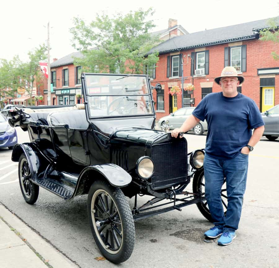 Ontario Model T Ford
