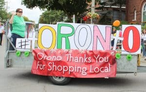 "Orono it's ""Toronto without the Ts"""