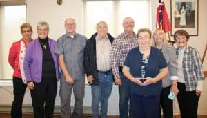 Durham County Seniors annual luncheon