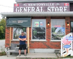 Newtonville General Store Designated as an LCBO Convenience Outlet