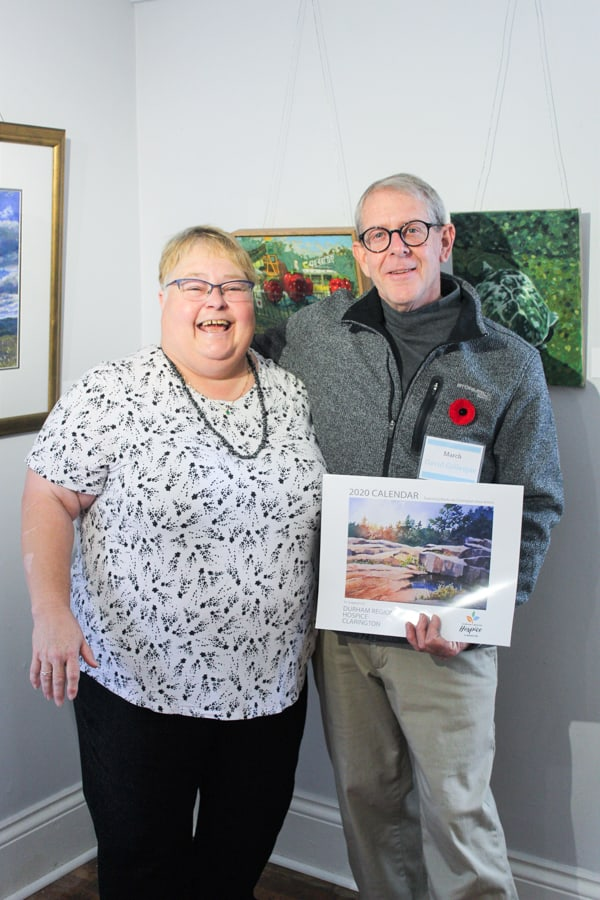 Local artists contribute works for hospice fundraiser
