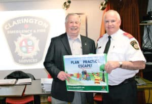 Fire Chief Gord Weir guest speaker for Newcastle Bond Head Ratepayers Association Meeting