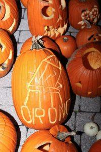 Orono Pumpkin Walk 2019