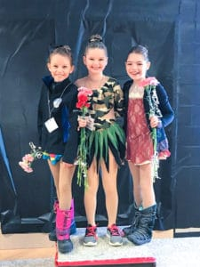 Orono superstars place at Kawartha Skate