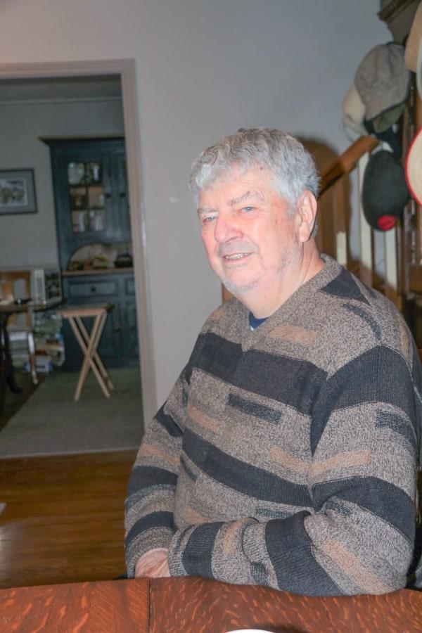 The Locals: Bill Tomlinson – Volunteering a way of life
