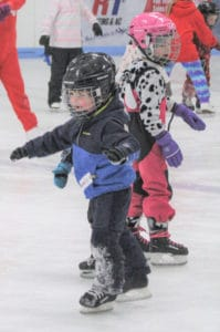 Canskate Program teaches fundamentals