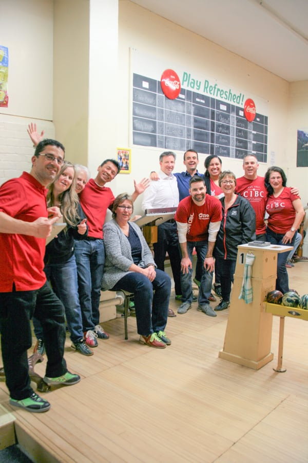 Bowl for Kids Sake Event at Newcastle's historic bowling alley raises $10,000 for Big Brothers Big Sisters of Clarington