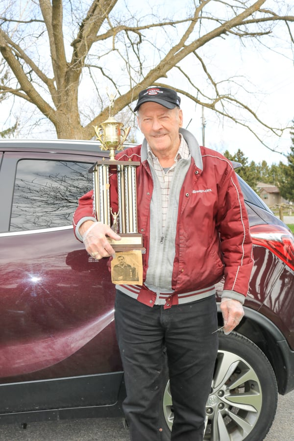The Locals: Keith West – Orono memories