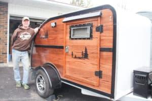 Building a teardrop trailer – winter project