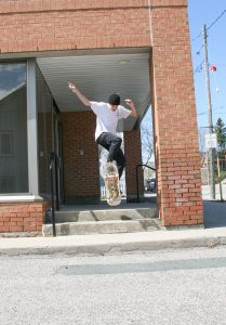 Skateboard park needed in Orono