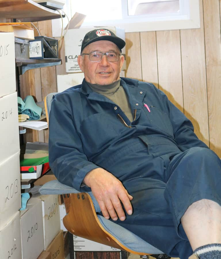 The Locals: Donald Rickard – Farmer for life