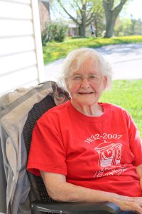 Dorothy Sanders Robinson – 90 Happy Years