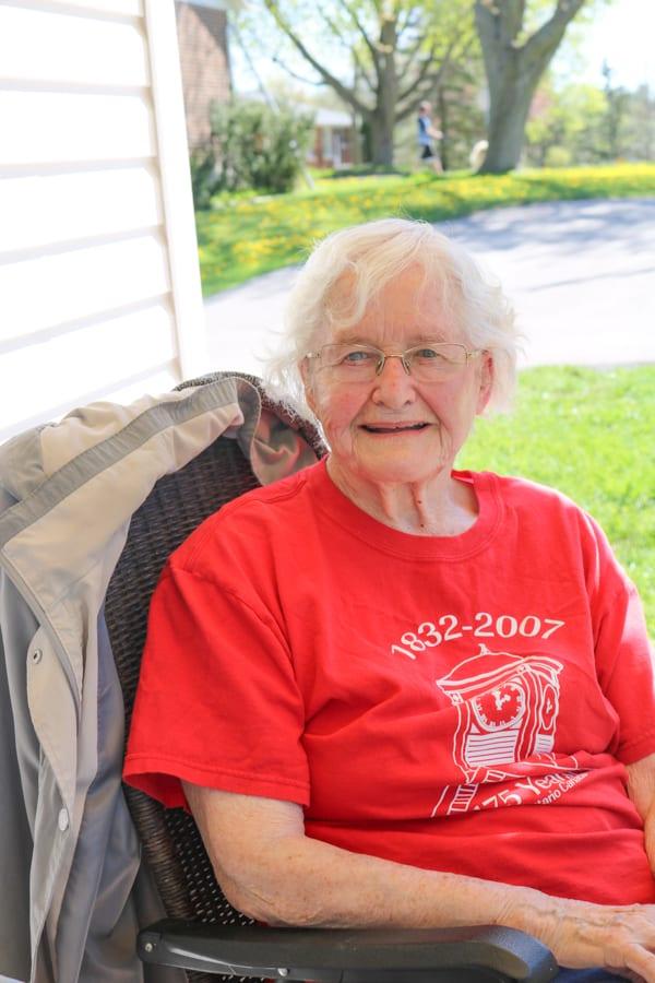 Dorothy Sanders Robinson – 90 Happy Years