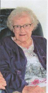 Helen Wilson Baskerville Hawke – Happy 102