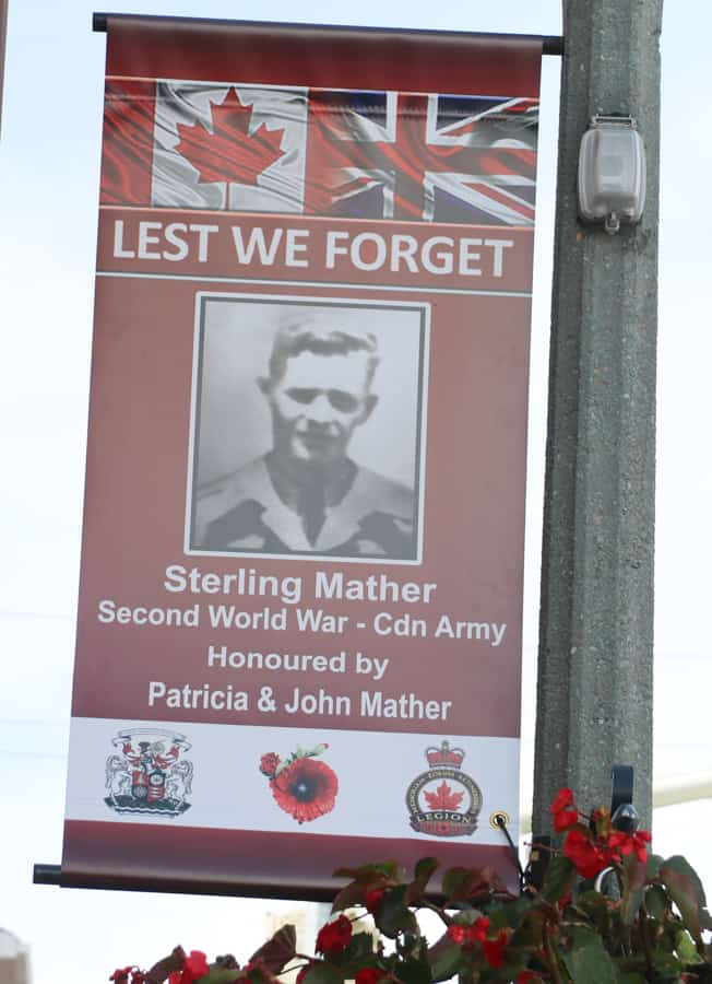 Clarington Honours our Veterans