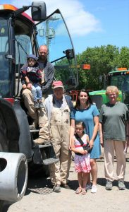 The Bragg family farm: Eight generations and counting