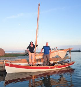Setting sail in support of Clarington East Food Bank