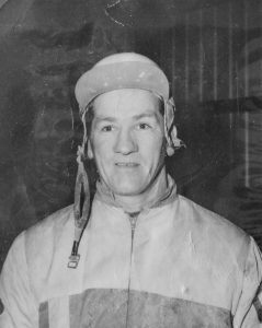 The locals: Gerald (Robbie) Robinson – The Racing years