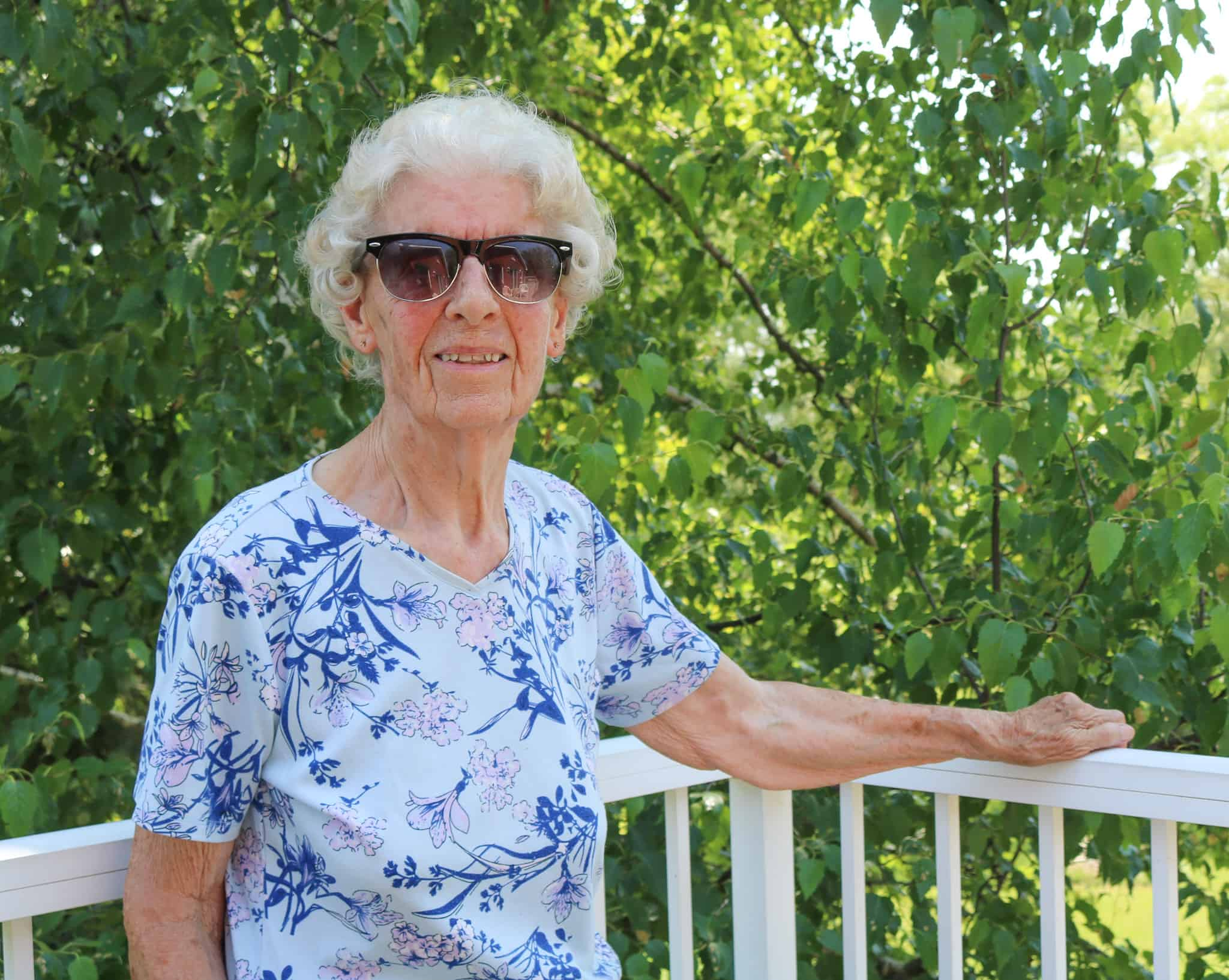 The Locals: Carol Mostert – Orono Horticulturist
