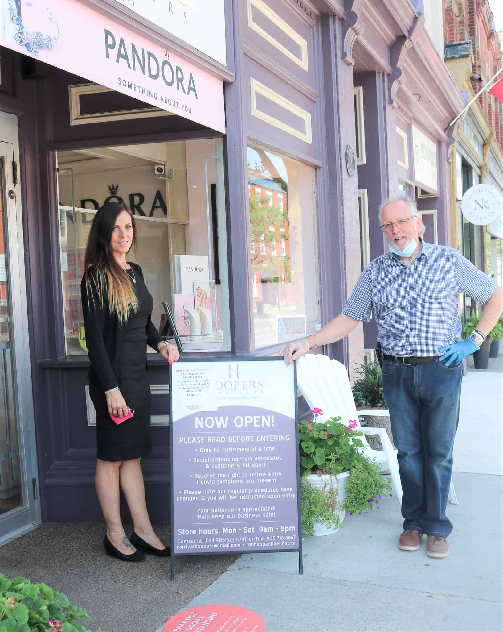 Hooper's Jewellers celebrates 75 years
