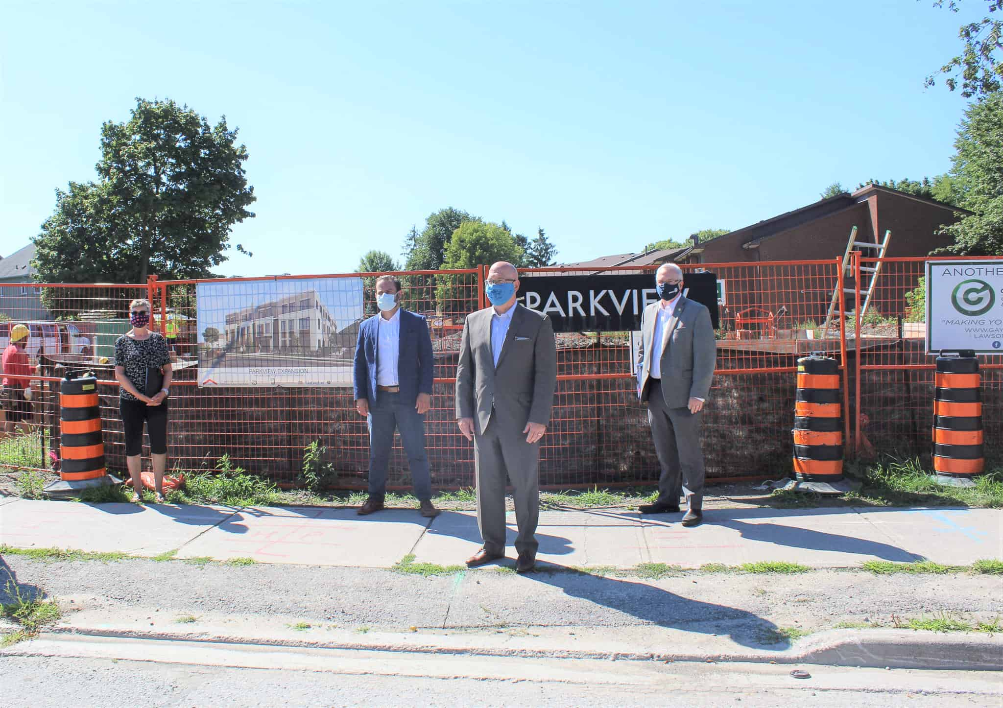 Ontario invests in Parkview, Newcastle to provide more affordable housing for seniors