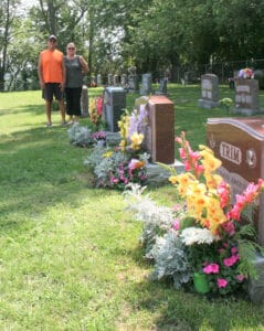 Newtonville Cemetery Decoration Day