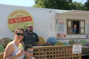 The 'ice cream bandits' aren't cool