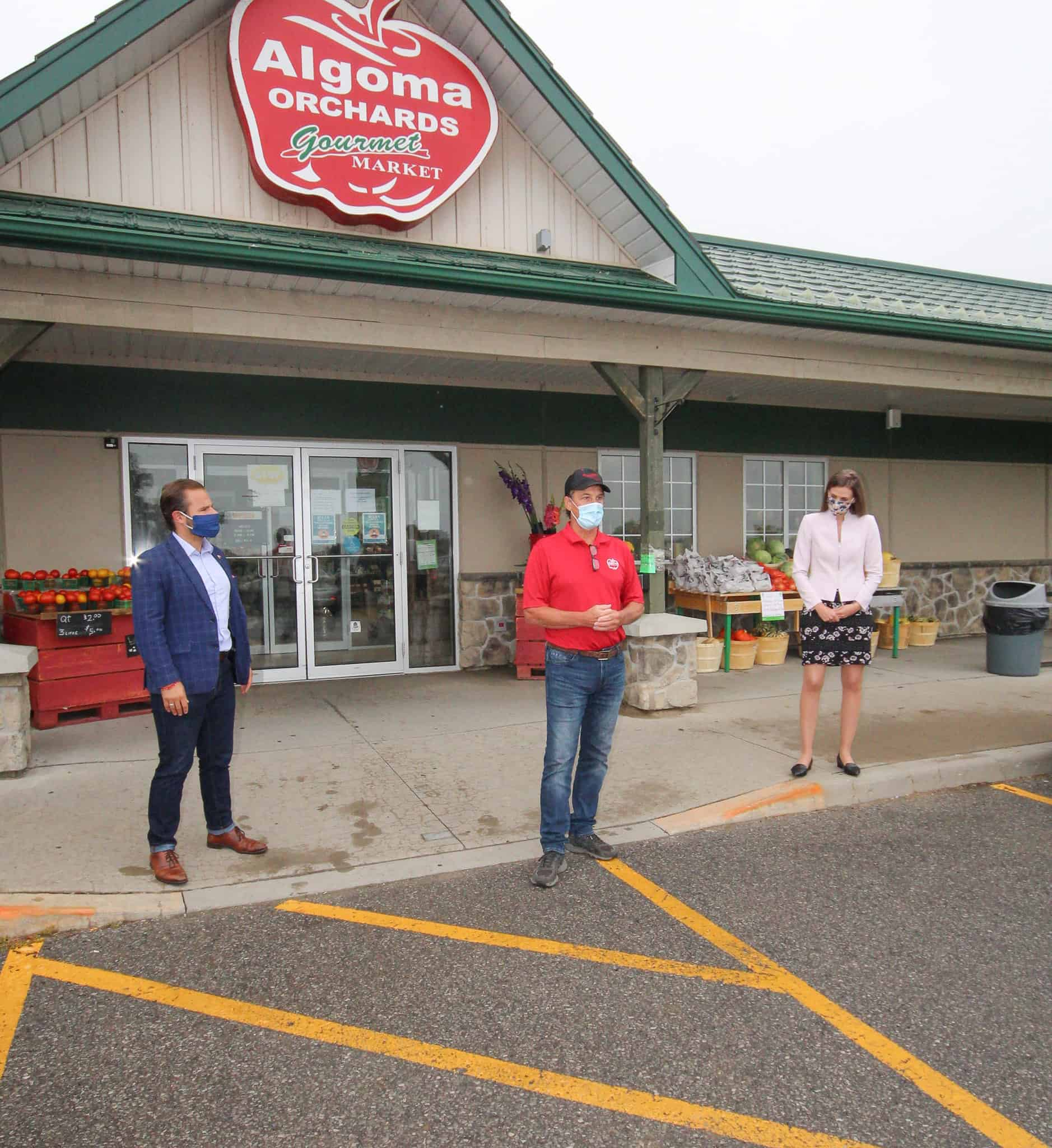 You are currently viewing Algoma Orchards receives funding to become more innovative and competitive
