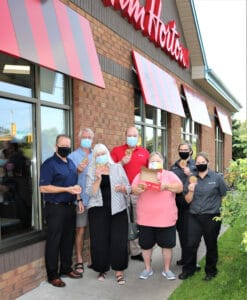 Support Clarington's residential hospice with a smile