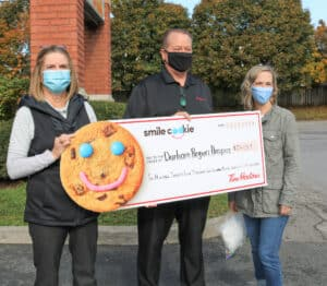 Durham Region Hospice has a lot to smile about