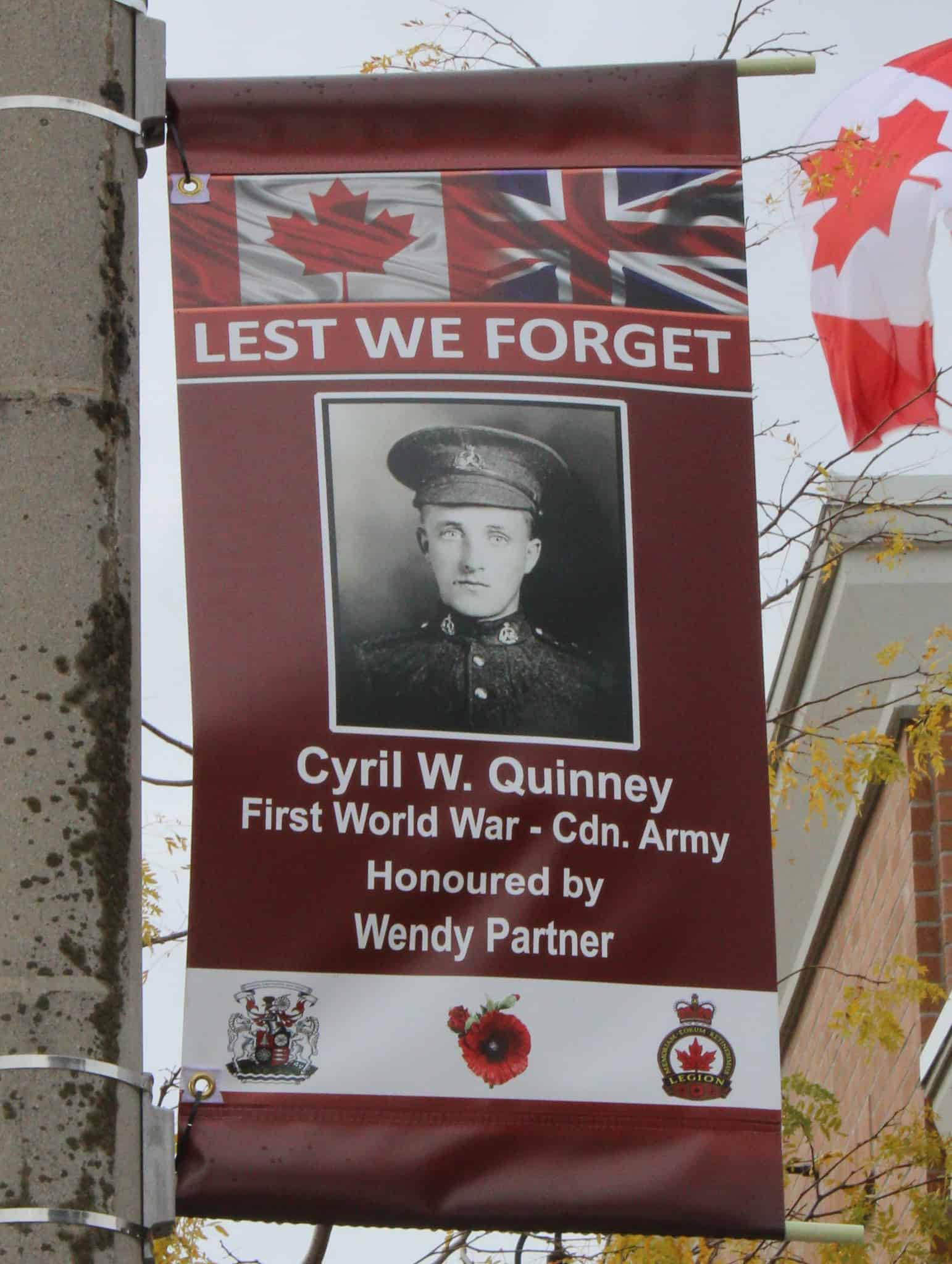 You are currently viewing Cyril Quinney war hero