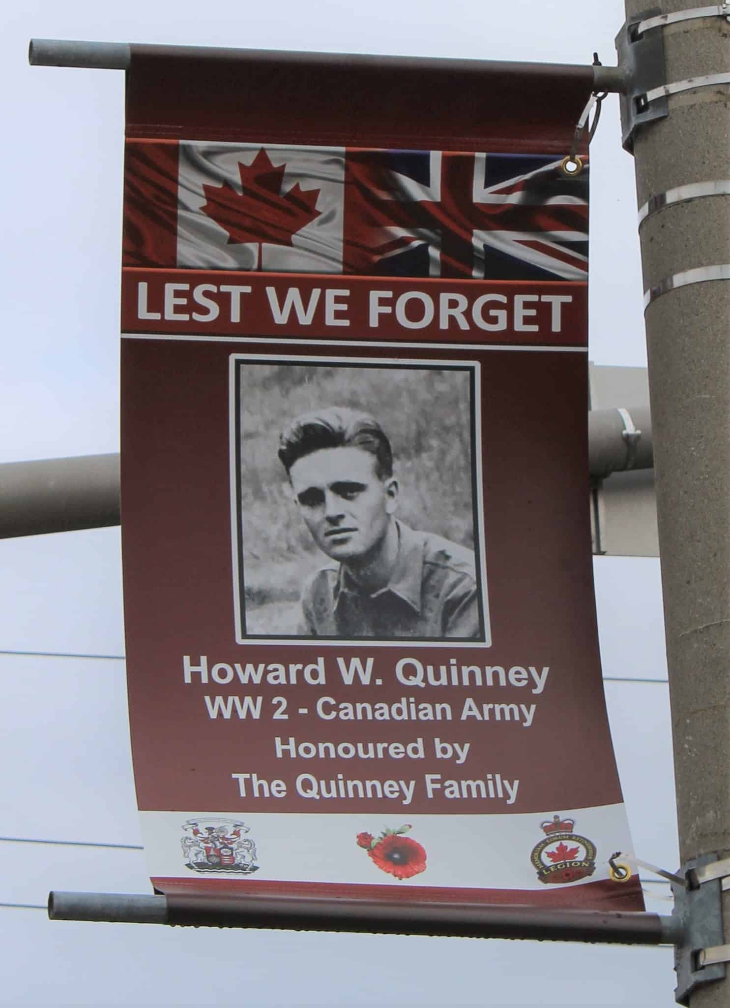 Howard Wesley Quinney, military engineer