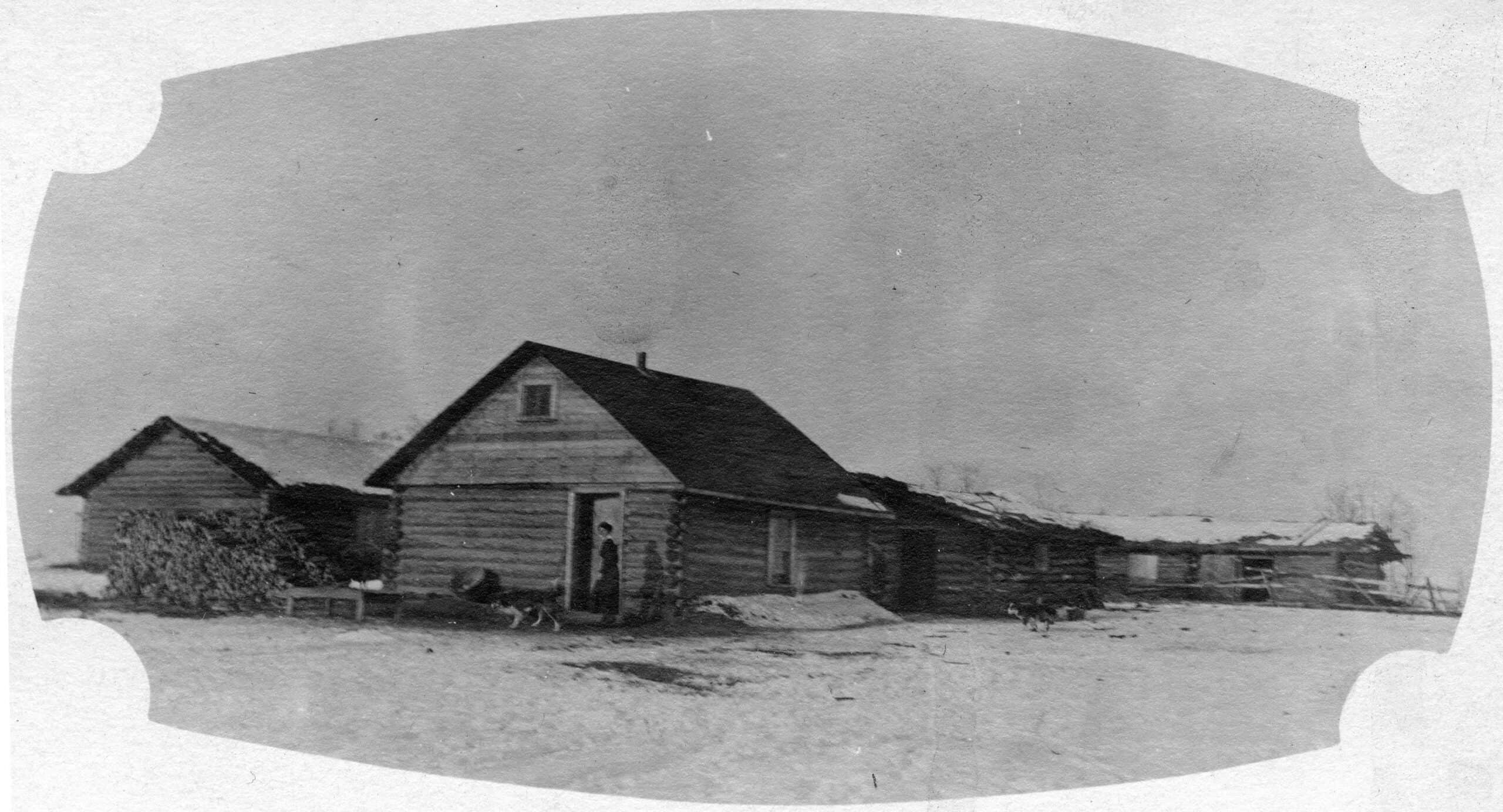 1. Carveth Homestead, 1912 (1)