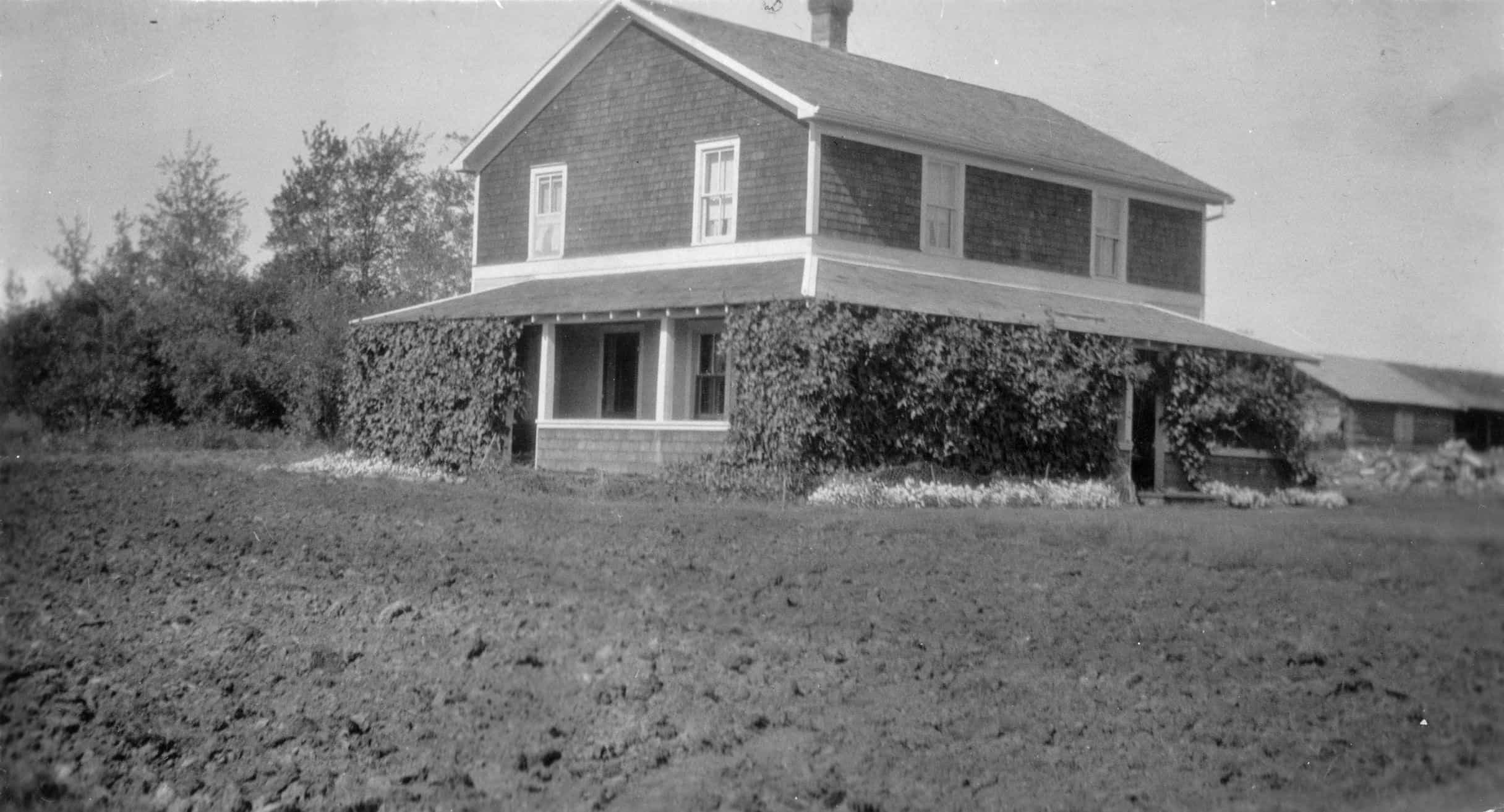 2. Carveth Homestead, c. 1916