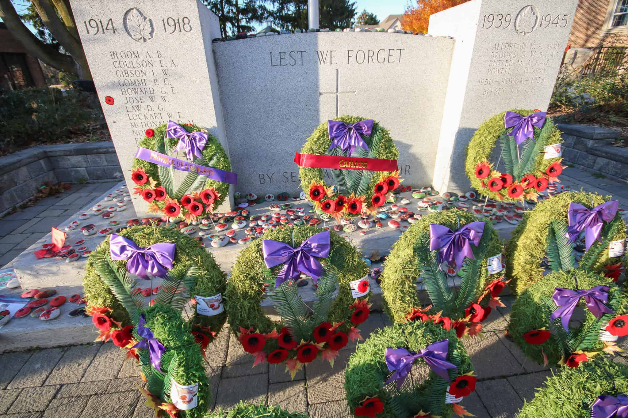 Remembering our veterans in Newcastle