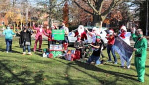 Reimagining the annual Clarington Community Christmas Party