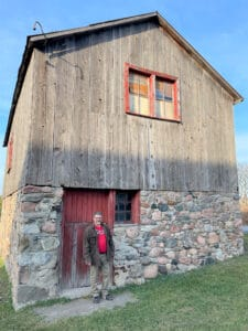 Local heritage barn gets a makeover