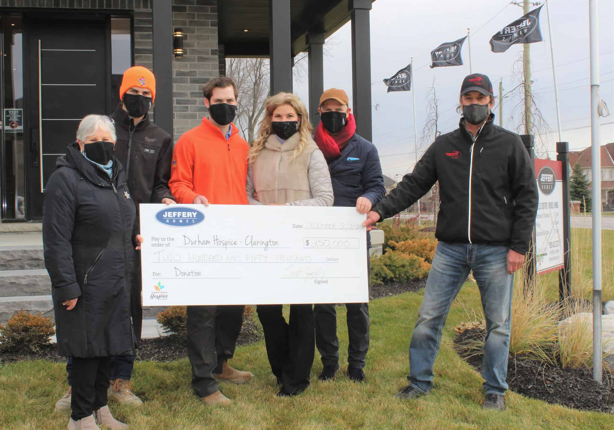 Clarington's residential hospice gets a boost