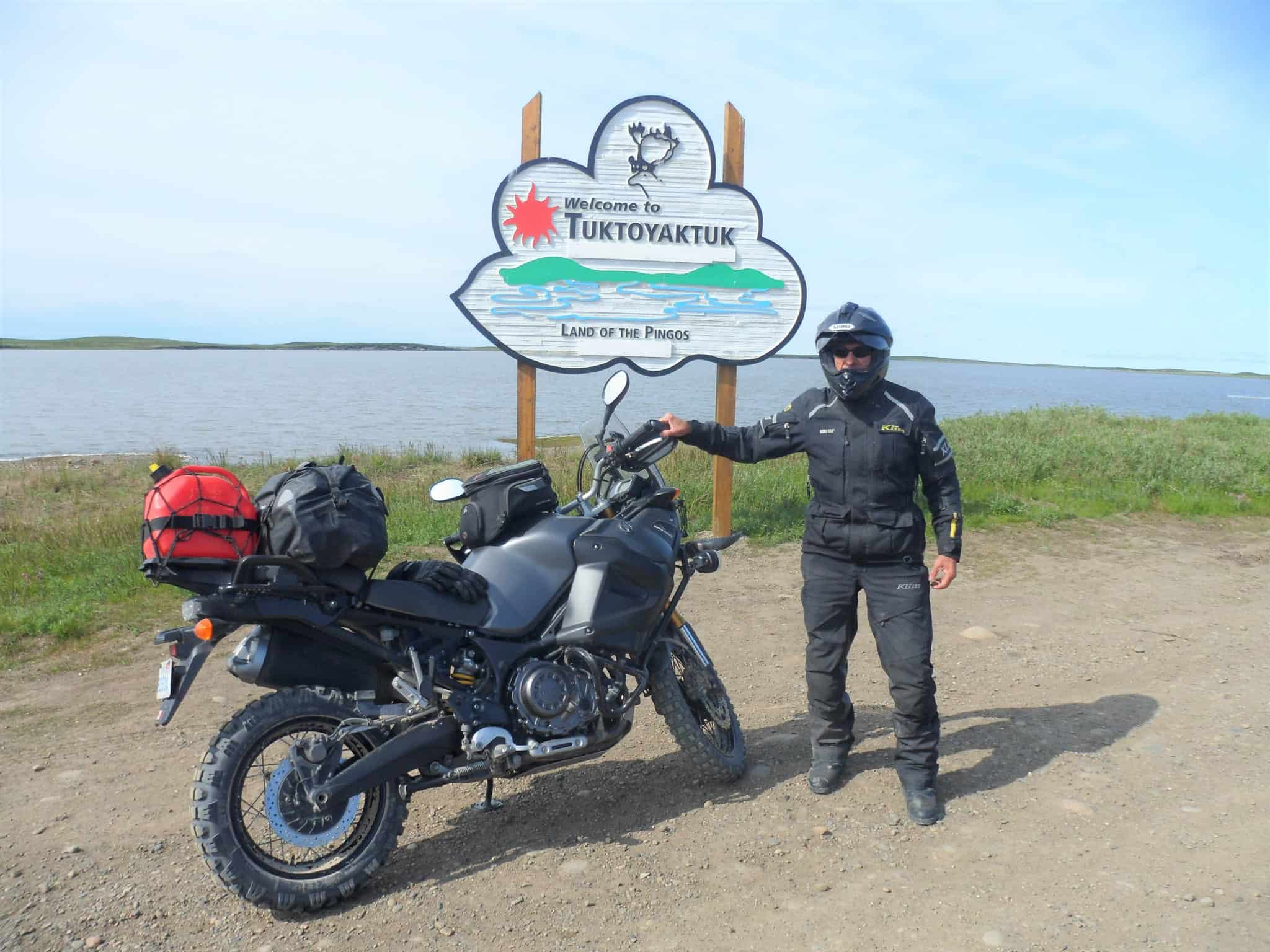 Tuktoyaktuk or Bust: taking the road rarely travelled