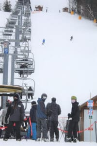 Read more about the article Back on the slopes – again