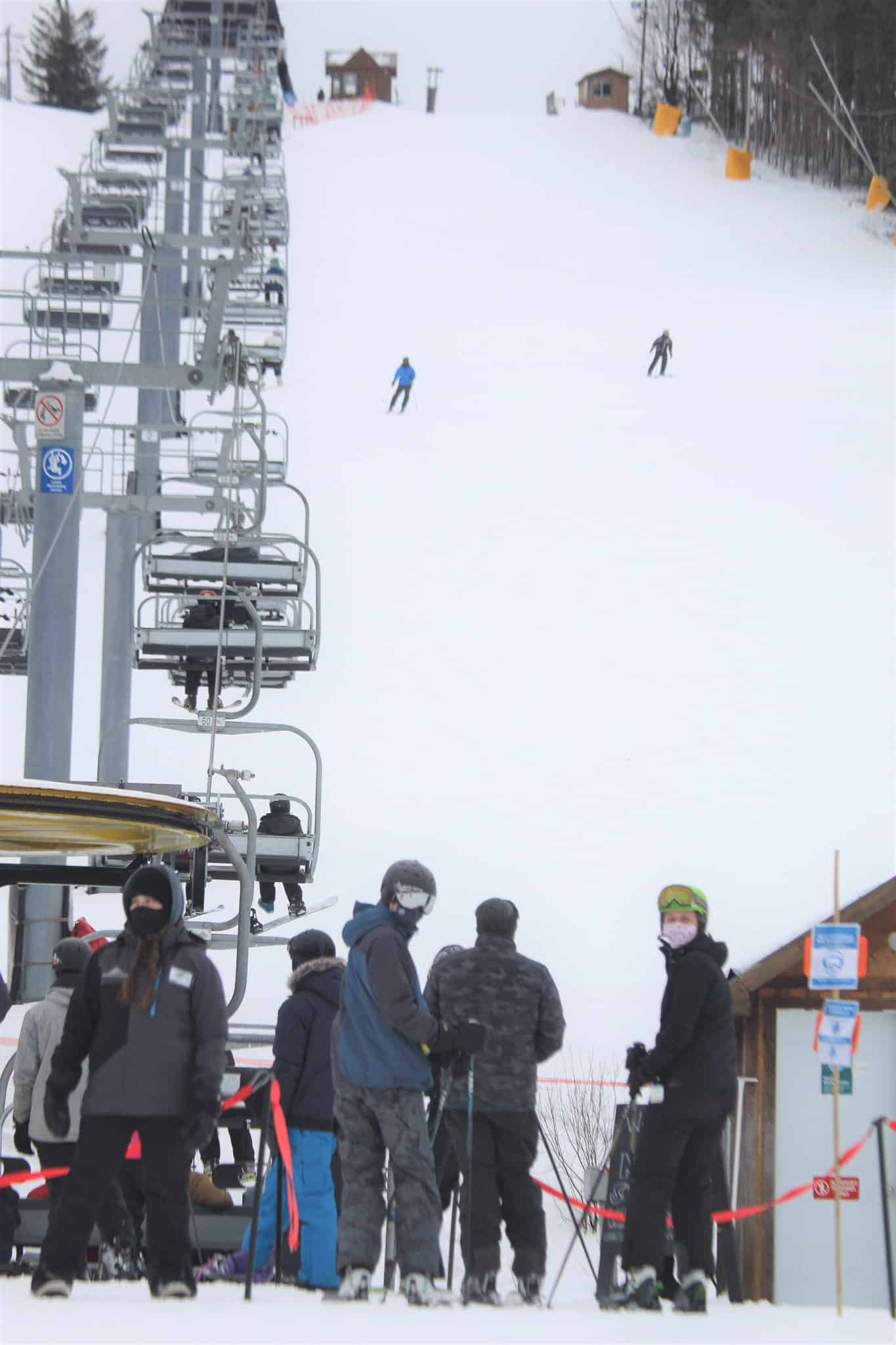 Back on the slopes – again