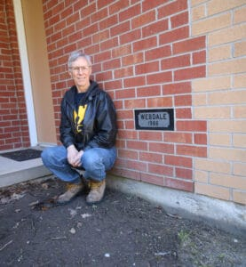 Read more about the article The Locals: Rob Webdale – What's in a name?